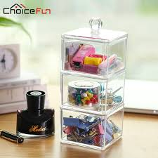 fun office accessories. choice fun hot selling 3 tiers square office accessories clear acrylic document storage container desk high quality box sf 1183-in boxes \u0026 bins from fun f