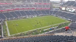 Lincoln Financial Field Section 221 Philadelphia Eagles