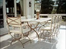 Wonderful Wrought Iron Patio Furniture and Wrought Iron Garden