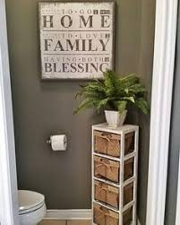 small half bathroom decor. Half Bathroom Ideas - Want A That Will Impress Your Guests When Entertaining? Update Decor In No Time With These Affordable, Small