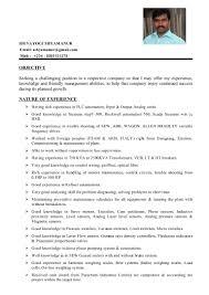 shivayogi resume