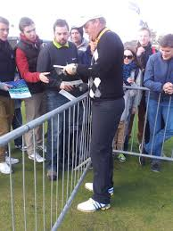 Peter Hanson Sours Ryder Cup Success Declaring Olazabal Is Off His  Christmas Card List. | Golf, by TourMiss