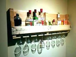 wall liquor cabinet wall mountable bar shelves wall mounted liquor shelves gorgeous wall mounted liquor shelf