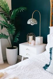 Master Bedroom Lamps Master Bedroom Reveal Dark Interiors Lamps And Plants