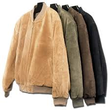 style 1000 fashion baseball jacket in suede with inside pocket and satin lining colors black camel brown sizes s 8x lt 5xt