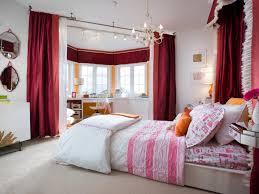 impressive bedroom window decorating ideas bay window treatment ideas