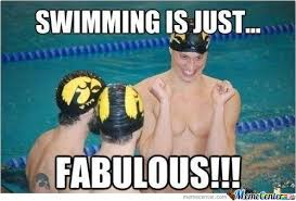Swimming Memes. Best Collection of Funny Swimming Pictures via Relatably.com