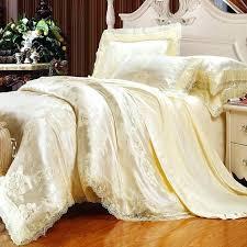 queen size duvet cover dimensions in cm luxury bedding set tencel modal satin silk jacquard cotton