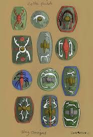Greek Hoplite Shield Designs Iron Mitten Celtic Shields Celtic Shield Celtic Celtic