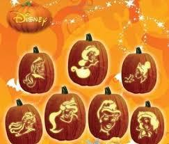 disney pumpkin carving kit. disney pumpkin carving patterns, stencils kit e