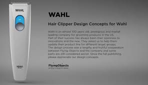 Hair Design Concepts Hair Clipper Design Concepts For Wahl On Behance
