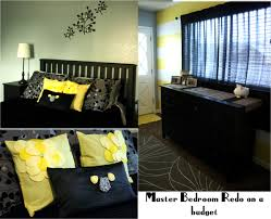 Yellow Black And Red Living Room Red Black And Yellow Bedroom Decor Khabarsnet