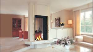 excellent two sided fireplace indoor outdoor home design