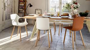 Vitra Prouve Em Table Esstisch Hpl 220 Cm Elfenbeintiefschwarz