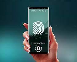 android fingerprint lock screen prank apps