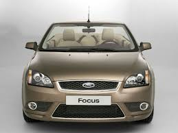 Ford Focus Convertible Coupe High Resolution Image (5 of 6)