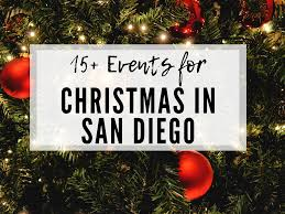 Mission Bay Parade Of Lights 2018 15 Things To Do For Christmas In San Diego Explore With Me