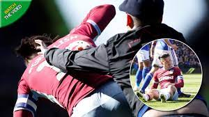 Jack Grealish 'lucky' to escape serious ...