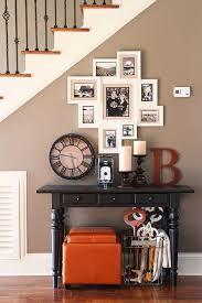 must try stair wall decoration ideas 20
