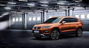 new car launches 2016 ukSeat Ateca crossover prices and specs announced for Spanish