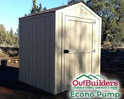 backyard storage shed economy pump shed outdoor storage shed building kits