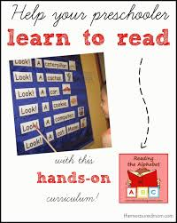 Preschool Reading Curriculum The Measured Mom
