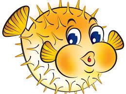 cute puffer fish clip art. Simple Fish Graphic Puffer Fish Clipart Transparent Stock Techflourish Collections To Cute Fish Clip Art I
