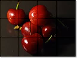 kitchen tiles with fruit design. loading zoom kitchen tiles with fruit design