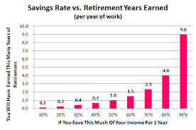 The Power Of A High Savings Rate Flannel Guy Roi