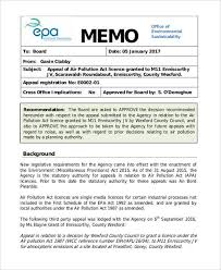 Board Memo Template. Example Of Executive Agreement New Coaching ...