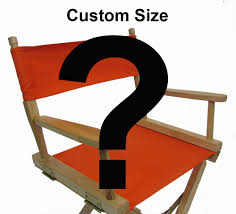 canvas replacement for covers custom size directors spotlight clipart director chair
