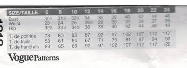Albert Nipon Size Chart Vogue Pattern 1984 Vintage Albert Nipon Dresses Size 12