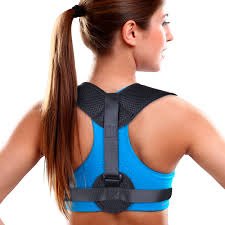 Aroamas Back Posture Corrector for Women \u0026 Men \u2013 Effective and Comfortable Brace Slouching Hunching