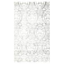 bungalow rose area rug light gray size runner x home interior angel figurines bungal