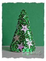 Recycled Newspaper Christmas Tree Craft  I Heart Crafty ThingsFoam Christmas Tree Crafts