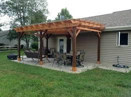 build porch cover