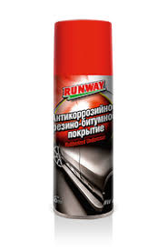 <b>Антикоррозийное резино-битумное покрытие Runway</b> RW6090 ...