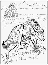 Coloring Pages 45 Astonishing Free Wolf Coloring Pages Photo