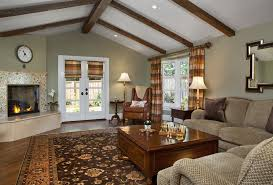 decorating rugs living room traditional mosaic tile fireplace