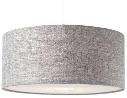 bedroom light shades bq ceiling glass modern grey textured large drum shade lighting amusing