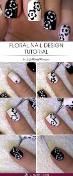 Easy Nail Design Steps 13 Three Step Easy Nail Designs And Tutorials You Will