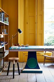 Bright Yellow Bedroom Ideas 2