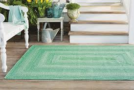 how an outdoor rug can improve the look of your patio