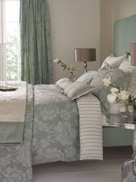 get more comfort and utmost relaxation in your bedroom with comforter sets with matching grey fl duvet cover and curtain sets having