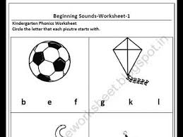 Printables for preschool and kindergarten english language arts this page contains all our printable worksheets in section phonics of preschool and kindergarten english language identify the beginning sound of each picture. Free Download Kindergarten Beginning Sound Worksheets Youtube