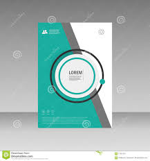 vector leaflet brochure flyer template a4 size design annual report book cover layout design