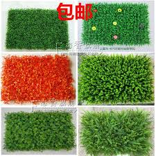 get quotations artificial turf carpet balcony fake turf grass plants wall plant wall costume decorated with green plants