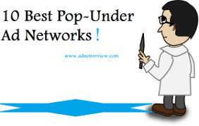 Image result for 10 Best Pop-unders Ad Networks for Publishers