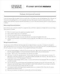 graduate school personal statement template legitimate portrait  graduate school personal statement template useful graduate school personal statement template endowed icon nursing example