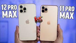 iPhone 12 Pro Max vs 11 Pro Max - Full Comparison! - YouTube